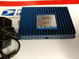 460119 WilsonPro Signal 4G Cell Signal Booster Amplifier Kit Weboost with psu