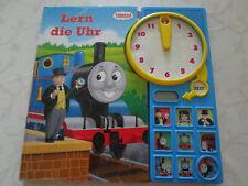 Thomas und seine Freunde - Lern die Uhr, Buch mit Klangl... | Buch | Zustand gut