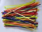"TRC2256 Multi Color 8"" Zip / Cable Tie Nylon Plastic 100 PCS R/C Hobby RC"