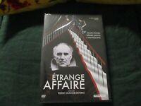 "RARE DVD NEUF ""UNE ETRANGE AFFAIRE"" Michel PICCOLI, Gerard LANVIN, Nathalie BAYE"