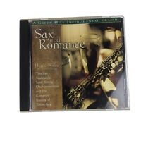 Sax and Romance by Denis Solee (CD, Aug-2008, Green Hill Productions) Saxophone