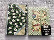 Mary Engelbreit Mixed Lot of Note Cards And Notebook with Lists
