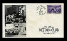 1930s Harlem Cotton Club Jazz Limited Edition Collector's Envelope A1414