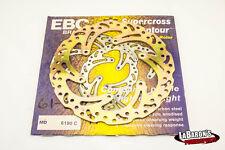 EBC Rear Disc Brake Rotor 02-15 YZ125 02-16 YZ250 03-15 YZ250F 03-15 YZ450F