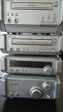 Stereo System! - Technics SC-HD505 Executive Microsystem  Mini Hi-Fi  cool!!