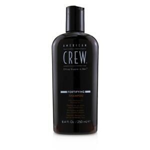NEW American Crew Men Fortifying Shampoo (Daily Shampoo For Thinning Hair) 250ml