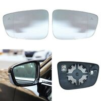 Car Left Right Heated Blind Spot Wing Rear Mirror Glass For- 3 Series G20 G2A4S6