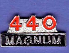 MOPAR 440 MAGNUM HAT PIN LAPEL PIN TIE TAC ENAMEL BADGE #0103