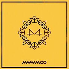 K-POP MAMAMOO 6th Mini Album [Yellow Flower] CD + 84p Booklet + Photocard Sealed