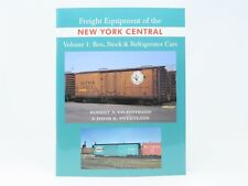 Freight Equipment of the New York Central Volume 1 by Liljestrand & Sweetland