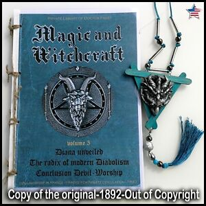 antique book black magic occult esoteric witchcraft occultism freemasonry devil