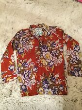 GUESS , A lovely New Ladies Floral Blouse, size M