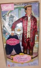 2004 BARBIE DOLL  THE PRINCE AND THE PAUPER KING DOMINICK / JULIAN
