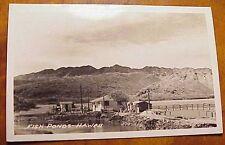 1940's Makaha at Kanewai Hawaiian Fish Ponds RPPC