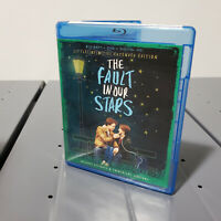 The Fault in Our Stars 2 Disc DVD Blu-Ray Combo BluRay FREE USA SHIPPING