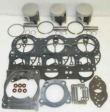 Yamaha GP, XL 1200R  (power valve) WSM Platinum Top End Rebuild Kit (Std Bore)