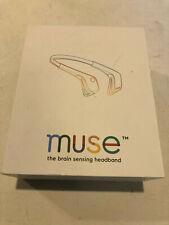 Muse MU-02-BK-EF The Brain Sensing Headband Black NO RESERVE!