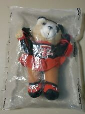 Texas Tech Red Raiders Cheerleader Plushy