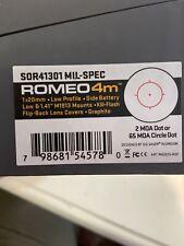 SIG Sauer Romeo 4M Mil Spec Red Dot