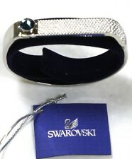 $149 Authentic Swarovski Medium Forward Bangle 5215894
