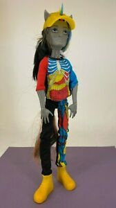 Monster High - Neighthan Rot - Freaky Fusion Boy / Male Doll