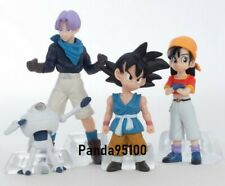 FIGURINES PAN & SANGOKU TRUNKS GIL GT  DRAGON BALL Z DBZ GASHAPON FIGURE HG DBGT