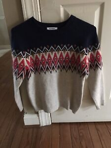 OLD NAVY Boys Youth  Sweater Size Large 10-12