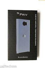 New OEM BlackBerry Genuine Slide Out Hard Cover Shell Case for PRIV Blue