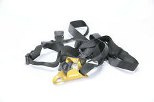 Petzl Croll Ascender with Pmi Frog Chest Harness Caving Climbing Tree Cutting