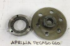 ruota libera completa aprilia pegaso 660  2005-09 Anlasser freilauf Freewheeling