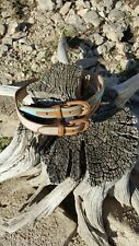 Doncaster Women Leather Belts (2 belts included) - Size M