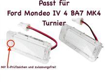 2x TOP LED SMD Kennzeichenbeleuchtung Ford Mondeo IV 4 BA7 MK4 Turnier /KS1/