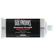Maximum Strength Quick Set Epoxy Cartridge - 50 ml.