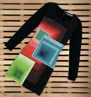 Womens Dress Desigual Multicolor Size XS