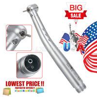 NSK Style LED Dental E-generator Integrated High Speed 3 Spray Handpiece Push 2H