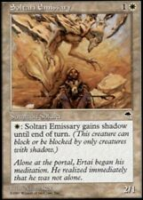 Korean Soltari Emissary ~ Moderately Played Tempest Foreign UltimateMTG Magic Wh