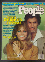 People Magazine Stan Dragoti Cheryl Tiegs Howard Hughes July 30 1979 Free S/H
