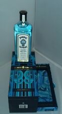 Bombay Sapphire Limited Edition + GB mit Halstuch  47% 1 l