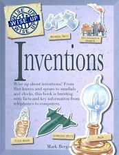 Inventions (Wise Up!) by Bergin, Mark