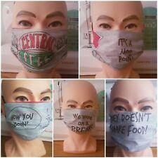 Face Masks - FRIENDS - plus Filter