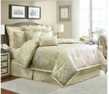 VERATEX Antalya QUEEN COMFORTER SET 7 pc NWT PILLOW Floral Medallion