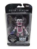 "FUNKO FIVE NIGHTS AT FNAF SISTER LOCATION FUNTIME FREDDY 5"" ACTION FIGURE 13741"