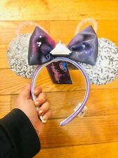 Disney Minnie Mouse Exclusive Space Mountain Ears Limited Edition 1/12