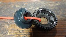 1984 YAMAHA QT50 YAMAHOPPER YM258 ENGINE MOTOR PRIMARY DRIVE GEAR