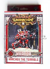 Warmachine Khador Warcaster Karchev the Terrible PIP33032 Used - Out of the Box