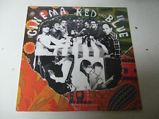 Cinema Red and Blue LP sealed Mint 2010