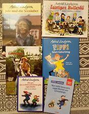 Astrid Lindgren - Bücherpaket  - Bilderbücher + Vorlesen ? gebunden
