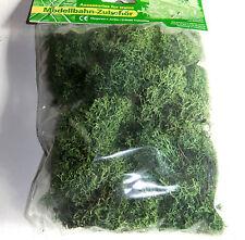 (eur 52 25 / 1 Kg) Jordan 63 Lslandmoos dunkelgrün 40g