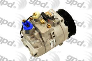 A/C Compressor-New Global 6512219