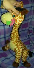 GIRAFFA PELUCHE GIGANTE - 60Cm. - Giraffe Plush Figure Trudi Disney Mattel Doll